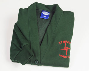 St Bride's Nursery Cardigan