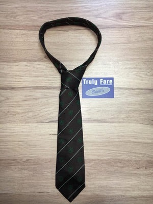 St Louise's green tie