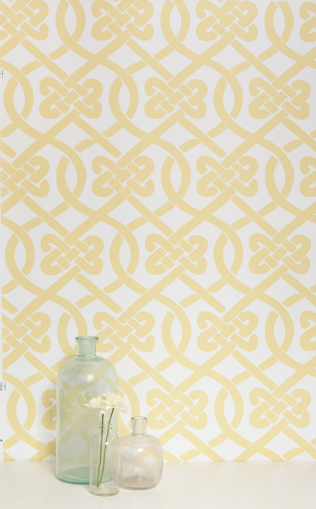 Knotted Wallpaper