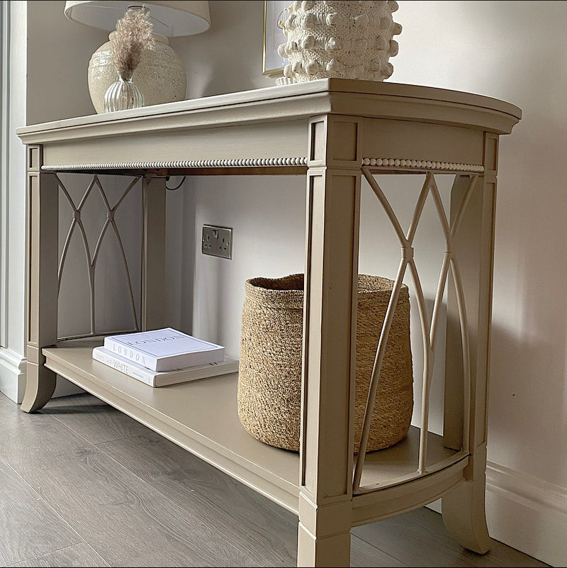Modern Style Console Table