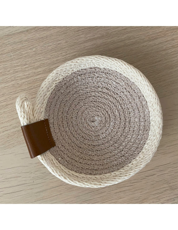 Unspooled Rope Ring Dish