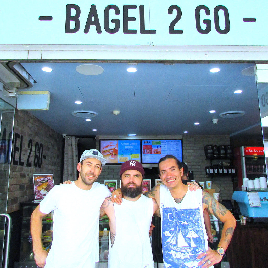 Meet the Locals: Bagel 2 Go
