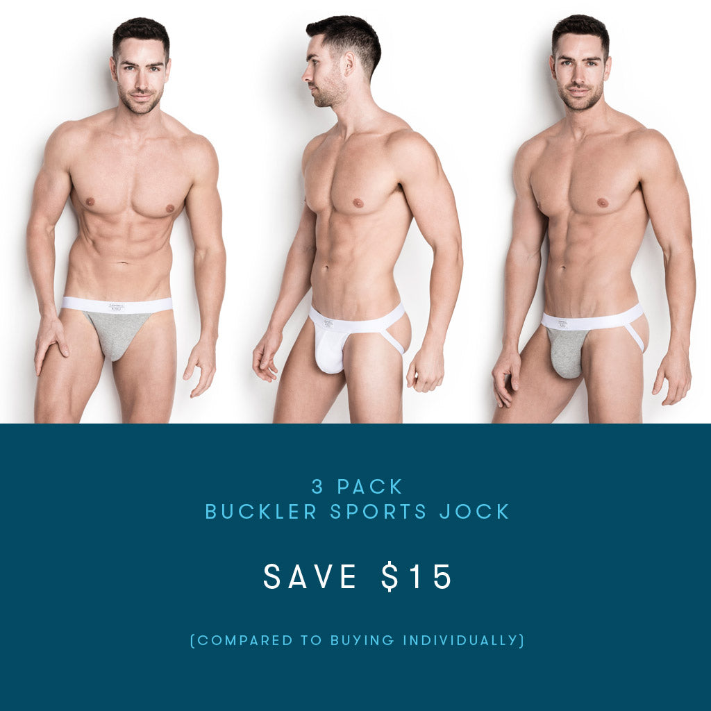 Buckler Sports Jockstrap Multipack