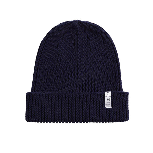 Knowles Knit Beanie Navy