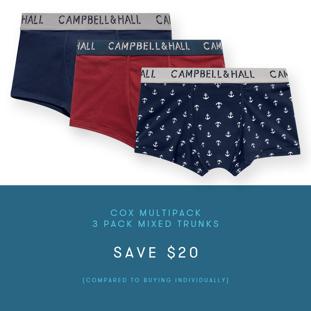 Cox Trunk Multipack