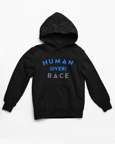Human Over Race Kid