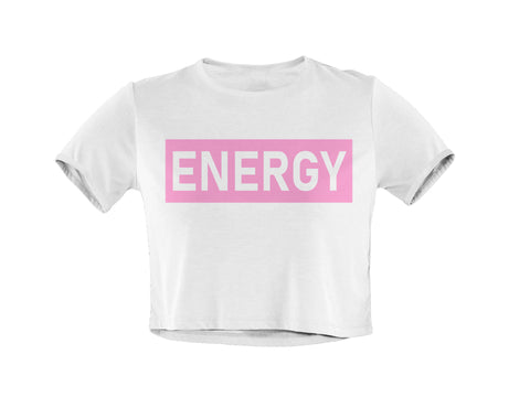 ENERGY Crop Top