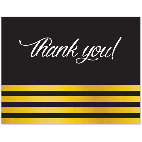 Business Thank You Cards with Company Logo