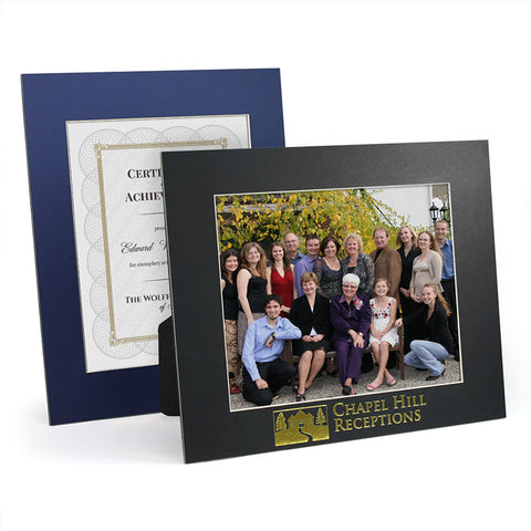 Cardboard Certificate Frames for 8x10 Inserts