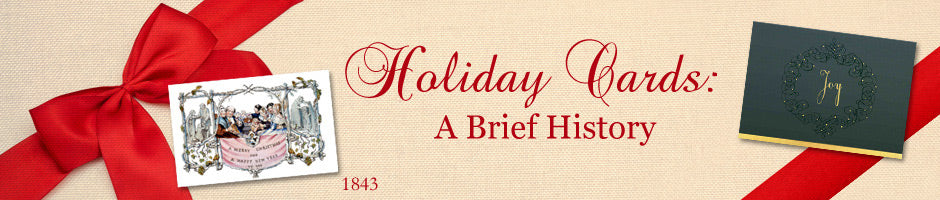 The history of holiday cards
