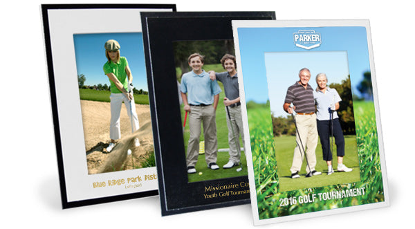 Golf Event Picture Frames with Your Logo