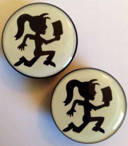 Ponytail Hatchet Plugs