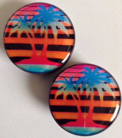 Palm Tree Plugs
