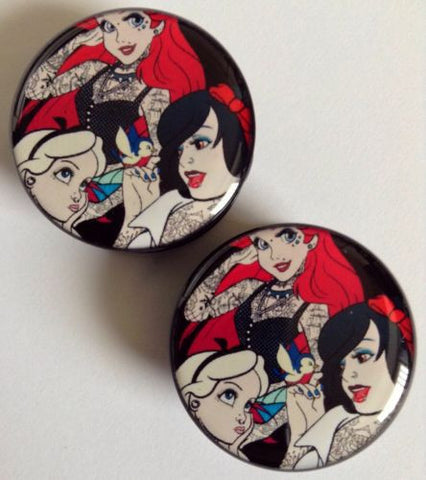 Tattooed Ladies Plugs
