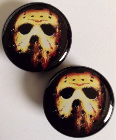 14 mm Hockey Mask Plugs