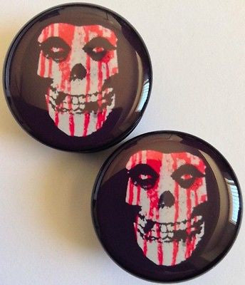 Bleeding Skull Plugs