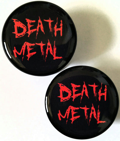 Death Metal Plugs
