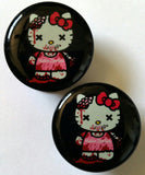 Kitty Zombie Plugs