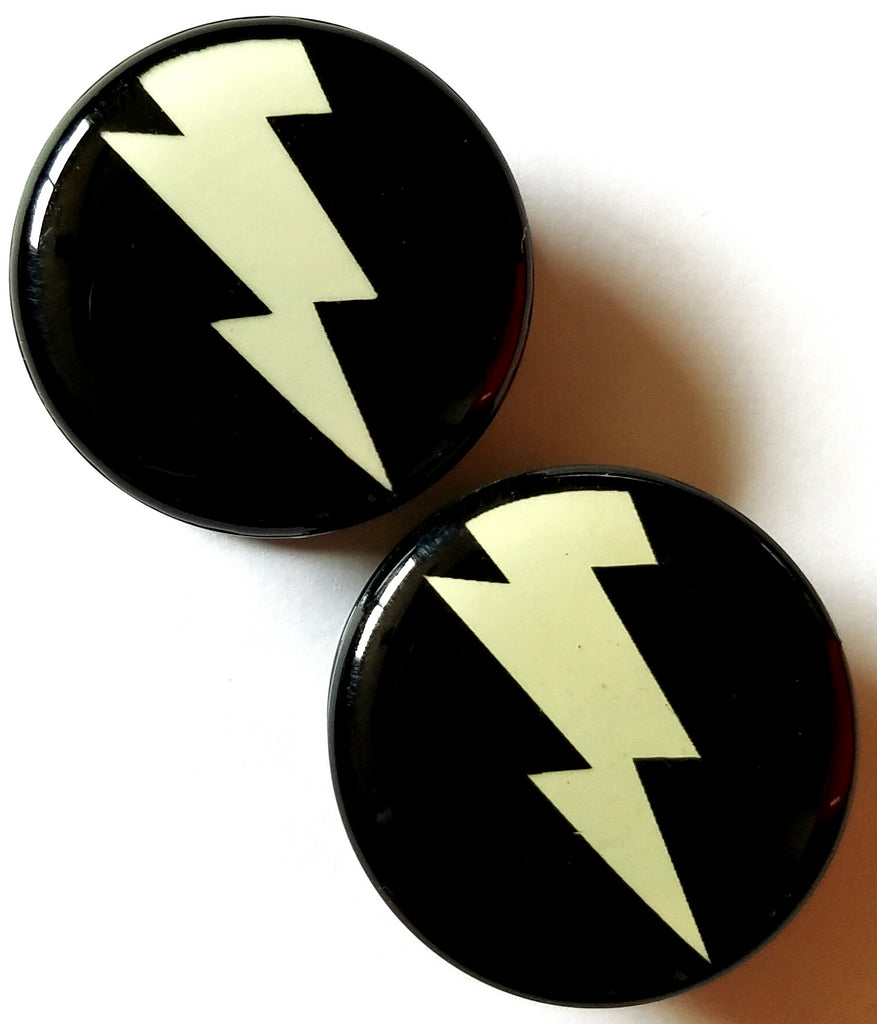Lightning Bolt Plugs