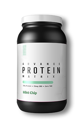 Advanced Matrix Protein - Mint Chip