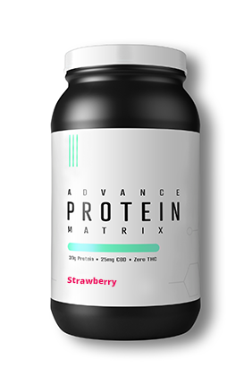 Advanced Matrix Protein - Strawberry