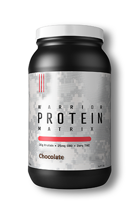 Warrior Matrix Protein - Chocolate