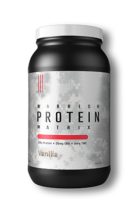Warrior Matrix Protein - Vanilla
