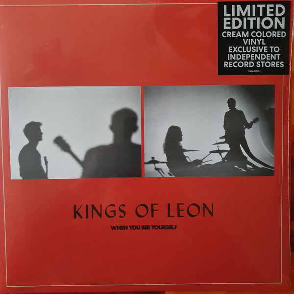 Kings Of Leon - When You See Yourself  Ltd Cream Vinyl 2LP (With Postcard Set)