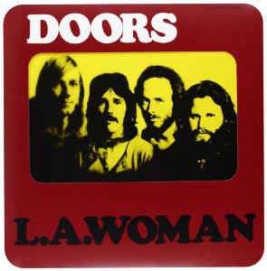 Doors - L.A. Woman Vinyl LP