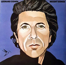Load image into Gallery viewer, Leonard Cohen - Recent Songs 180 gram Vinyl LP