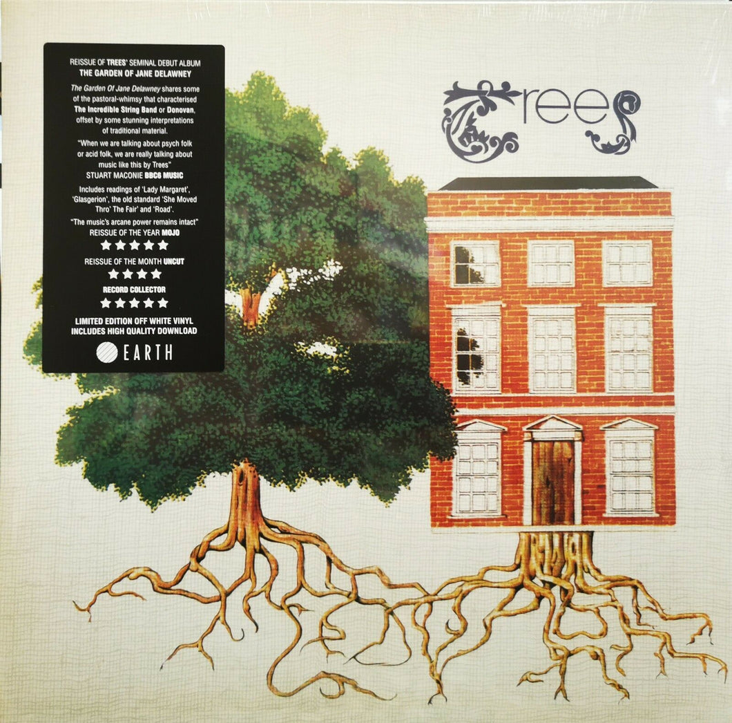 Trees - The Garden of Jane Delawney ltd indies off white Vinyl LP