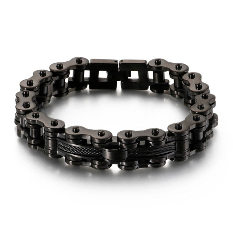 Bracelet Bicycle Chain