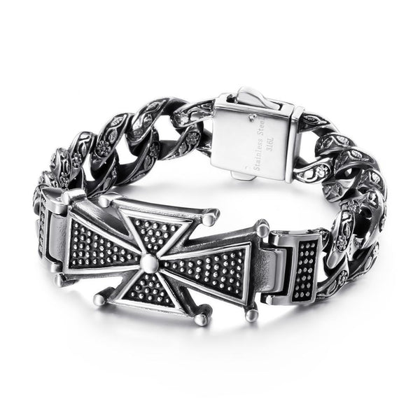 Bracelet Cross Curb