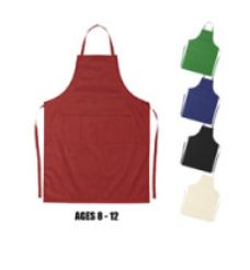 Children and Adult Aprons