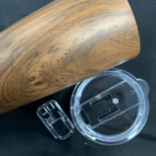 Load image into Gallery viewer, Woodgrain 650 ml Tumblers