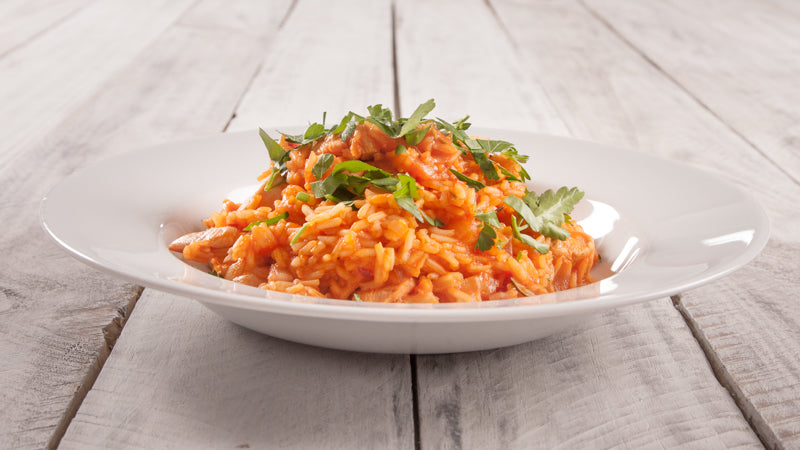 006 - Italian Chicken and Tomato Risotto