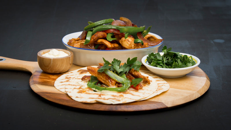 073 - Chicken Fajitas