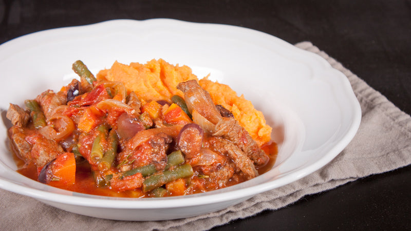 092 - Hearty Italian Beef Stew