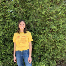 Load image into Gallery viewer, Rev Coffee Storefront Shirt in Maize