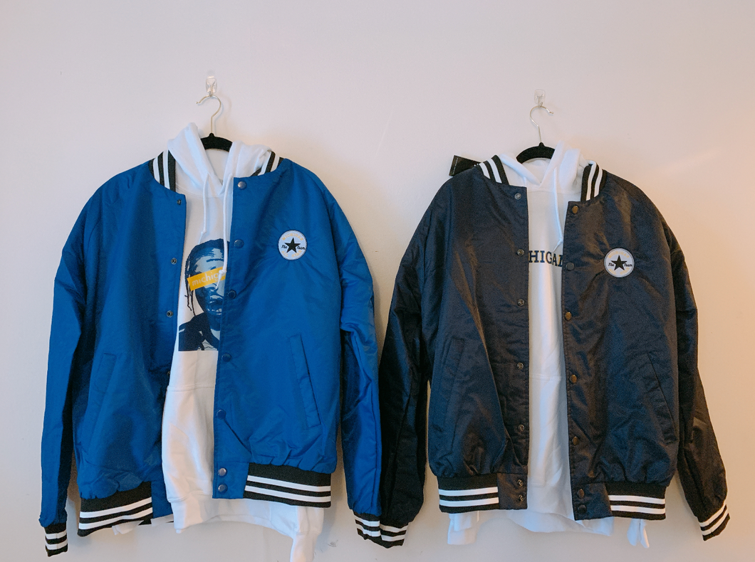 Michigan All Star Bomber Jacket