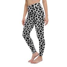 Load image into Gallery viewer, Cow Print Leggings