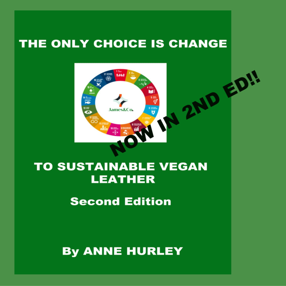 Read The Authoritative Text 2nd ed: Transition From Toxic PU To Sustainable Vegan Leather Is A Must-Do