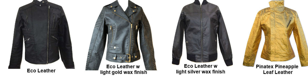 4 eco-friendly jackets
