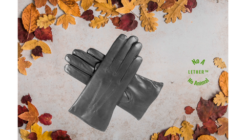 James&Co sustainable lether™ gloves