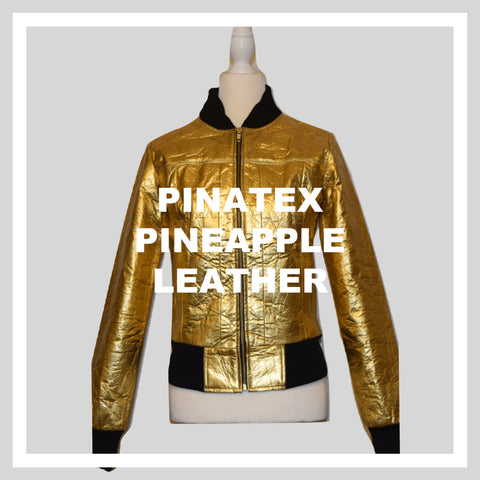 pineapple leaf leather collection