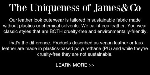 uniqueness of James&Co
