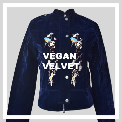 vegan velvet collection