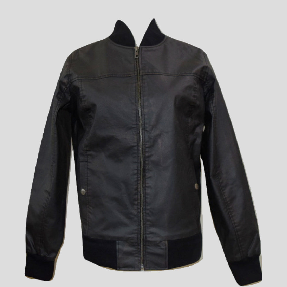Womens Bomber Jackets l Leather Sustainable l Buy Eco Leather l