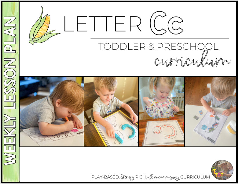 Toddler & Preschool | Letter Cc Curriculum