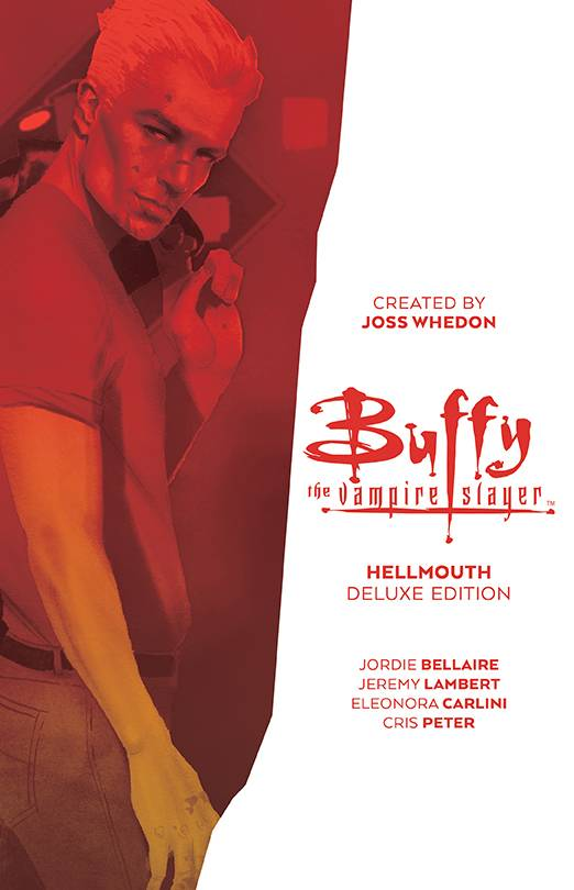 BUFFY THE VAMPIRE SLAYER HELLMOUTH DLX ED HC (C: 0-1-2)